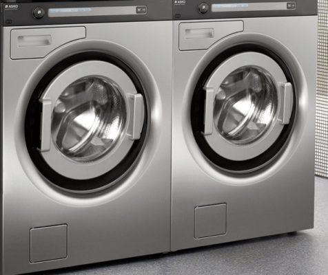 Vaskemaskin industri