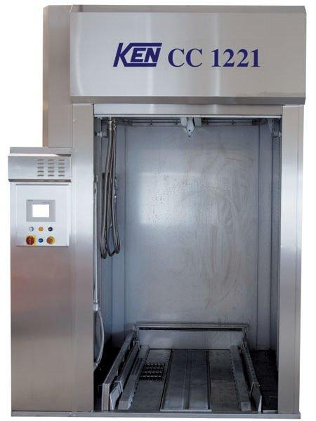 KEN Process Solutions maskiner