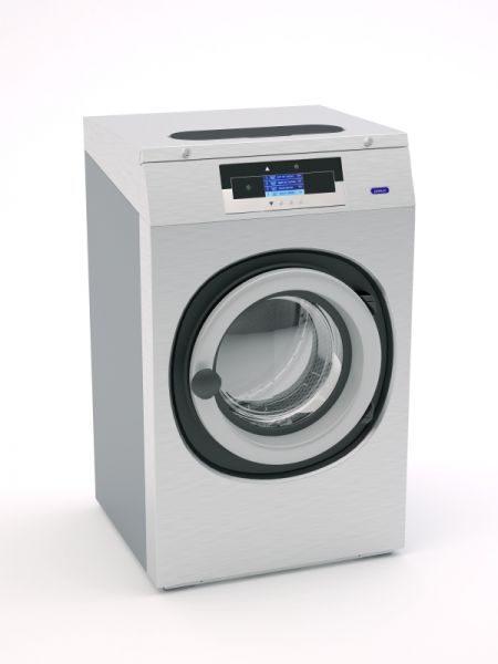 Lavtsentrifugerende vaskemaskin 1