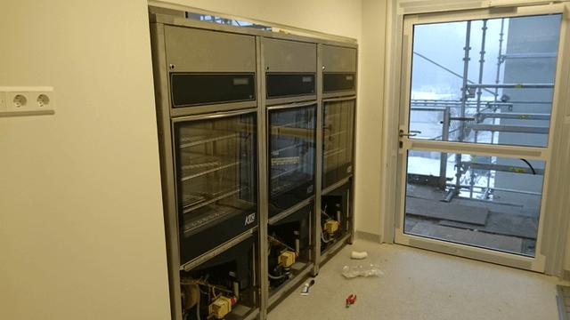 KEN HYGIENE SYSTEMS sykehus maskiner - 25